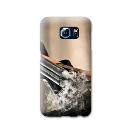 Coque Samsung Galaxy S6 chasse peche