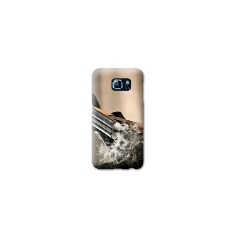 coque galaxy s6 chasse