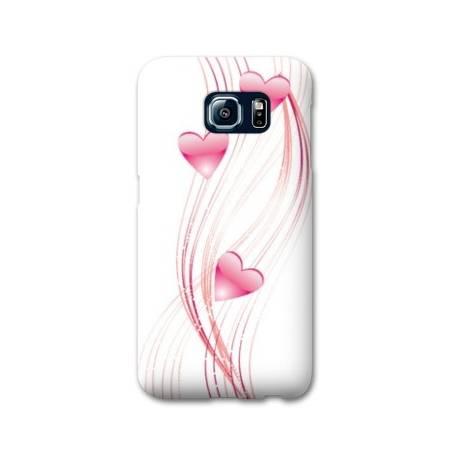 Coque Samsung Galaxy S7 amour
