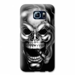 Coque Samsung Galaxy S7 tete de mort