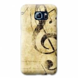 Coque Samsung Galaxy S7 Musique