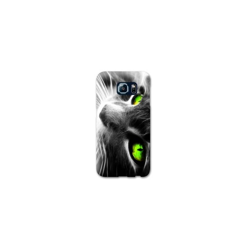 coque animaux galaxy s7
