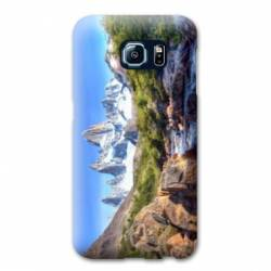 Coque Samsung Galaxy S7 Montagne