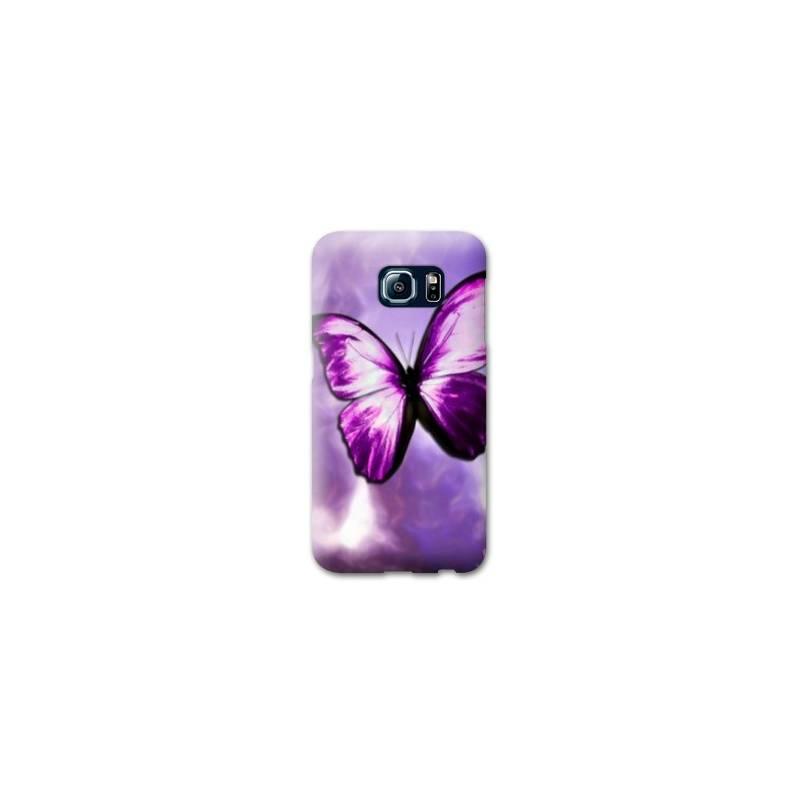 coque samsung s7 papillon