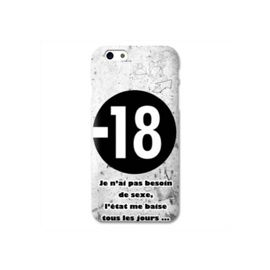 coque pour iphone 6 6s humour