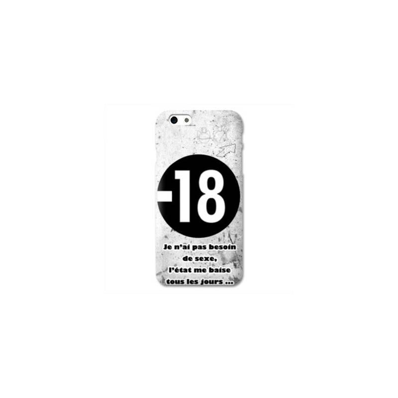 coque pour iphone 6 6s humour