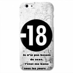 Coque Iphone 6 plus / 6s plus Humour