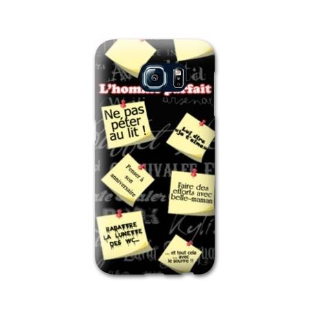 Coque Samsung Galaxy S6 EDGE Humour