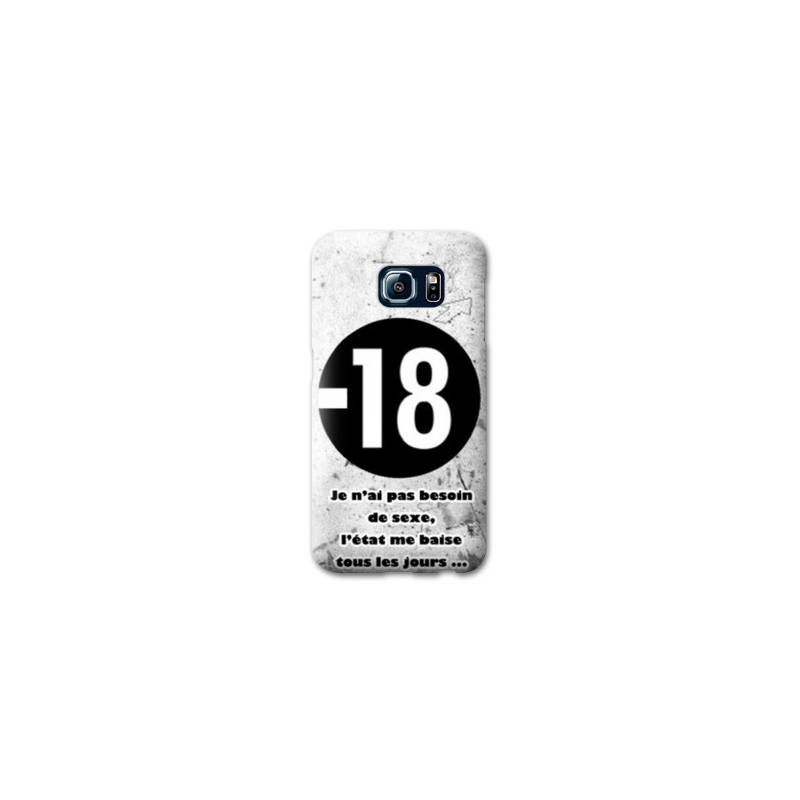 coque galaxy s6 belle