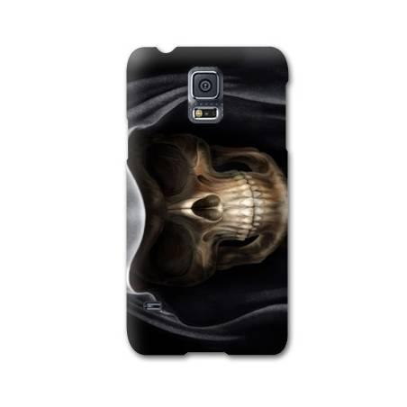 Coque Huawei Honor 7 tete de mort