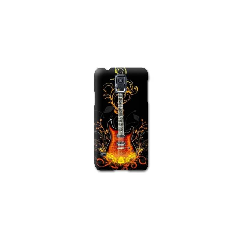 Coque Huawei Honor 7 guitare