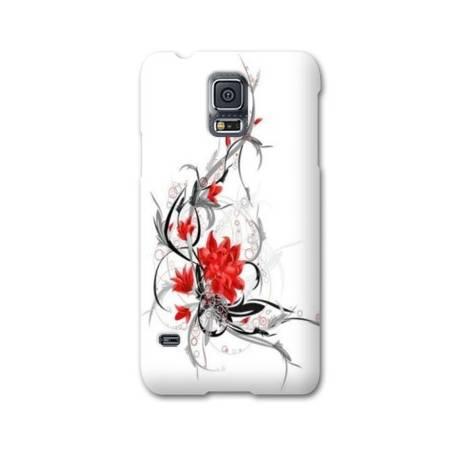 Coque Huawei Honor 7 fleurs