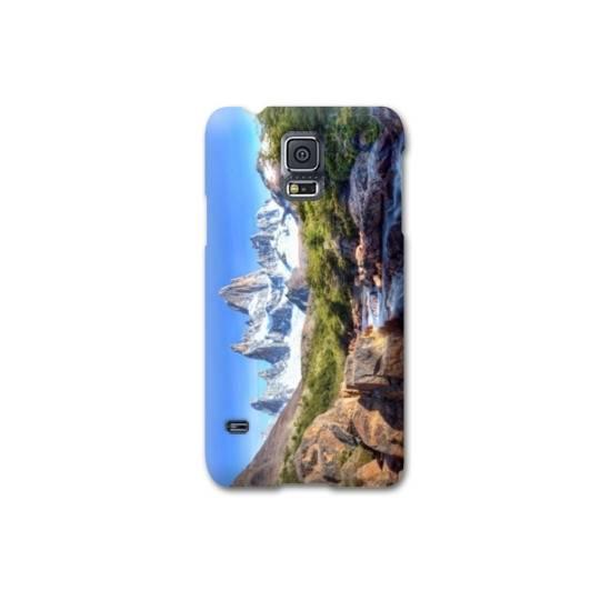 Coque pour Huawei Honor 7 Montagne