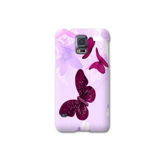 Coque Huawei Honor 7 papillons