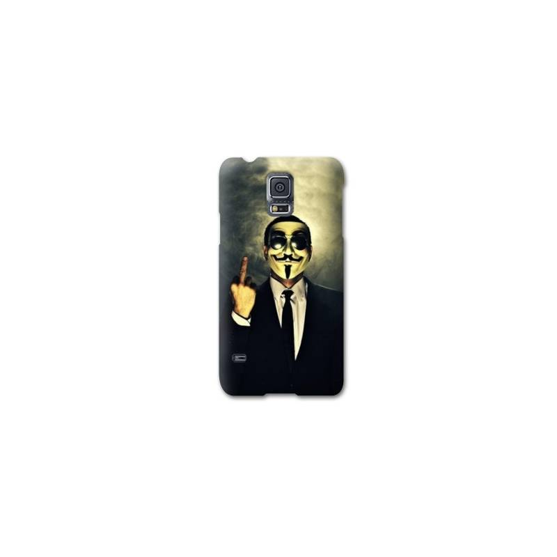 Coque pour Huawei Honor 7 Anonymous