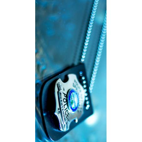 Coque Huawei Honor 7 pompier police