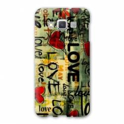 Coque Samsung Galaxy J3 (2016) J310 amour