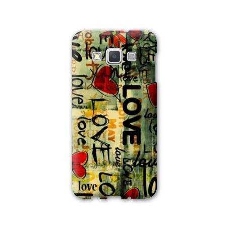 Coque Samsung Galaxy J3 (2016) amour