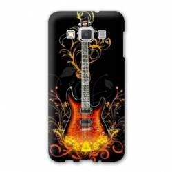 Coque Samsung Galaxy J3 (2016) J310 guitare