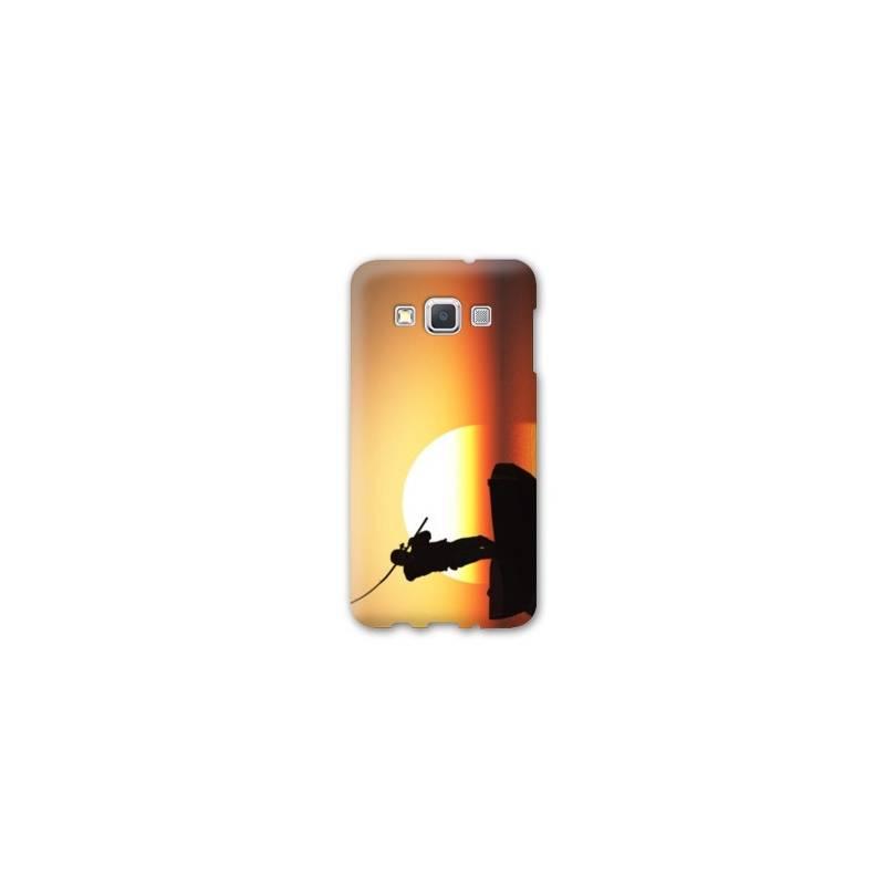 Coque samsung galaxy j3 2016 personnalisee cokitec coque et - Coque Samsung Galaxy J3 2016 J310 Chasse Peche