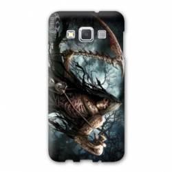 Coque Samsung Galaxy J3 (2016) J310 tete de mort