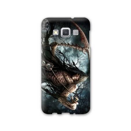 Coque Samsung Galaxy J3 (2016) tete de mort