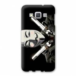 Coque Samsung Galaxy J3 (2016) J310 Anonymous