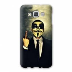 Coque Samsung Galaxy J3 (2016) J310 Anonymous