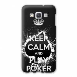 Coque Samsung Galaxy J3 (2016) J310 Keep Calm