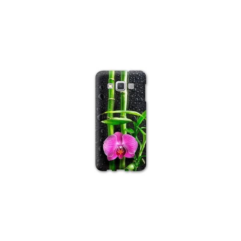 coque samsung j3 2016 hibiscus