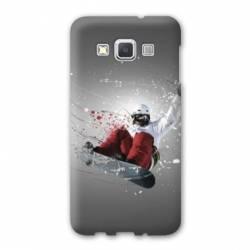 Coque Samsung Galaxy J3 (2016) Sport Glisse