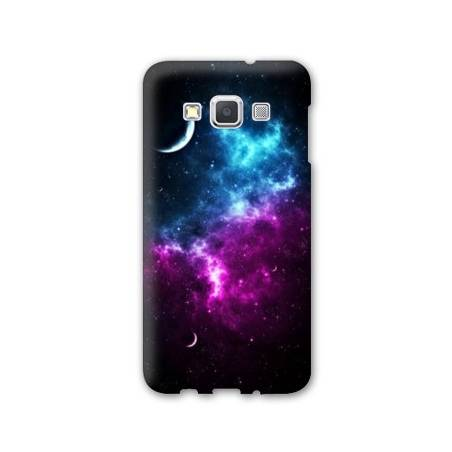 Coque Samsung Galaxy J3 (2016) Espace Univers Galaxie