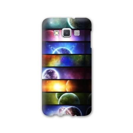 Coque Samsung Galaxy J3 (2016) J310 Espace Univers Galaxie