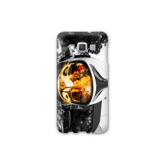 Coque Samsung Galaxy J3 (2016) pompier police