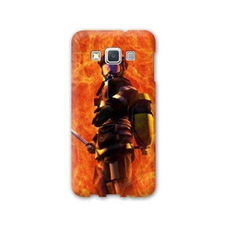 Coque Samsung Galaxy J3 (2016) J310 pompier police