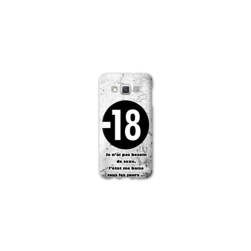 Coque Samsung Galaxy J3 (2016) J310 Humour