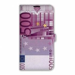 Housse cuir portefeuille Iphone 6 / 6s Money