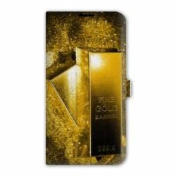 Housse cuir portefeuille Iphone 6 plus / 6s plus Money