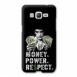 Coque Samsung Galaxy J3 (2016) J310 Money
