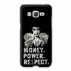 Coque Samsung Galaxy J3 (2016) J310 Money