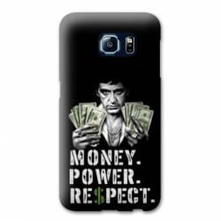 Coque Samsung Galaxy S6 EDGE Money