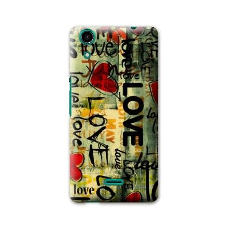 Coque HTC Desire 825 amour