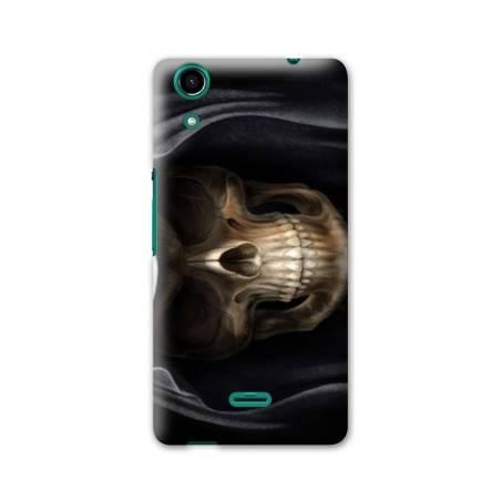 Coque HTC Desire 825 tete de mort