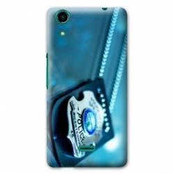 HTC Desire 825 pompier police