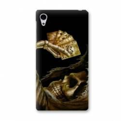 Coque OnePlus X tete de mort