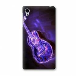Coque OnePlus X guitare