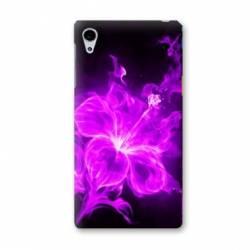 Coque OnePlus X fleurs