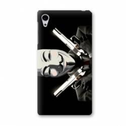 Coque OnePlus X Anonymous