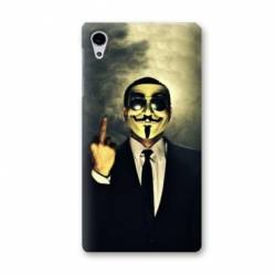 Coque OnePlus X Anonymous