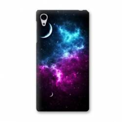 Coque OnePlus X Espace Univers Galaxie
